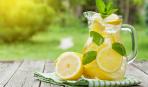 Лимонный крюшон - для дружеских пирушек