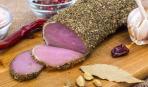 Бастурма из свинины: пошаговый рецепт