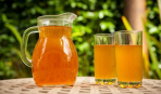 Як приготувати напій з чайного гриба