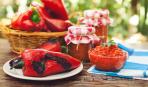 Соус из печеных перцев: пошаговый рецепт