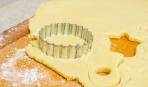 Пышное песочное тесто на кефире: пошаговый рецепт