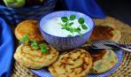 Картофельные биточки с зеленым луком: пошаговый рецепт