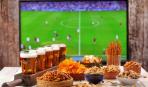 Смотрим футбол: ТОП-7 вкусных, легких и быстрых закусок
