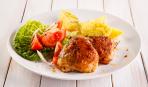 Ідея для вечері: стегенця в гострому маринаді