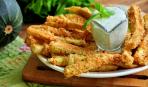 Страва сезону: кабачки-фрі з сиром в духовці