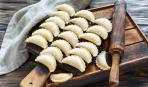 Тесто для вареников на кефире - особенно нежное: правила приготовления