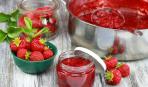 ТОП-3 вкусных рецепта клубничного варенья