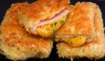 Хрустящие конвертики из капусты с ветчиной и сыром - не устоять перед их вкусом!