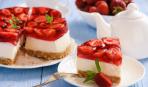 Клубничный торт «Фрезье» - простые продукты, минимум усилий