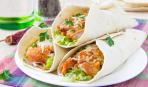 3 блюда в лаваше от шеф-повара Дениса Держуна