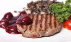 Кисло-сладкий вишневый соус - к мясу то, что нужно!