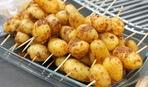 Картофель гриль на шампурах от Руслана Сеничкина