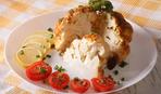 Видео рецепт дня: пряная цветная капуста под сырной корочкой