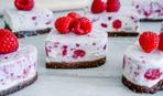 """Фитнес-десерт с малиной и йогуртом """"Талия на месте"""" (без выпечки)"""