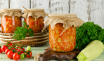 Консервовані смажені кабачки: простий рецепт