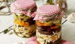 """Король летних заготовок - овощной салат """"Ассорти"""": пошаговый рецепт"""